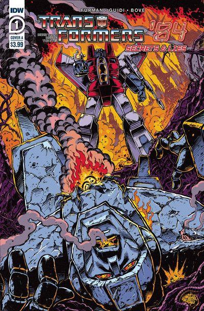 Transformers '84 #1 – Secrets and Lies (2020)