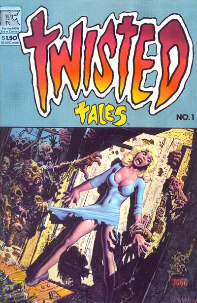 Twisted Tales # 1 – 10 (1982-1984)