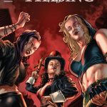 Van Helsing Vs The League of Monsters #3 (2020)