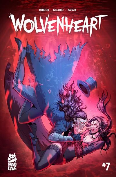 Wolvenheart #7 (2020)