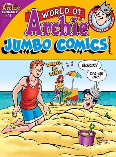 World of Archie Double Digest #101 (2020)