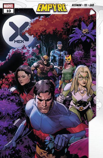 X-Men #10 (2020)
