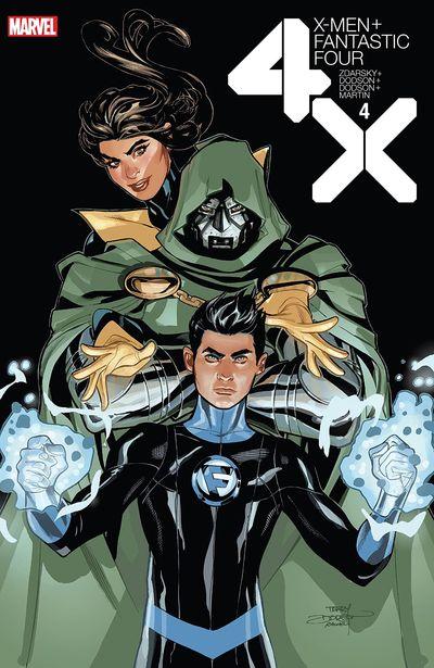 X-Men – Fantastic Four #4 (2020)