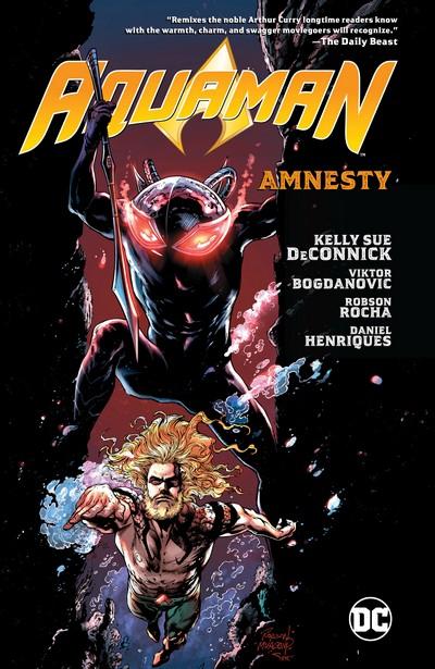 Aquaman Vol. 2 – Amnesty (TPB) (2019)