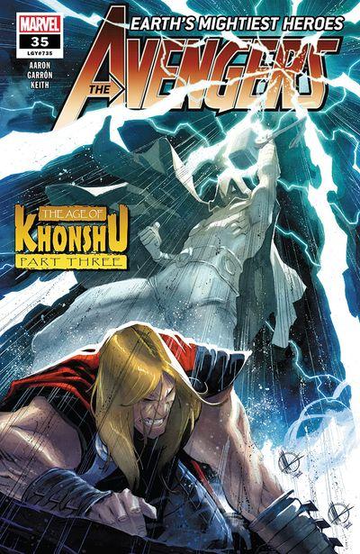 Avengers #35 (2020)