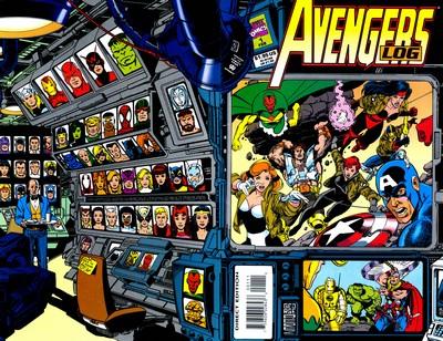 Avengers Log (1994)