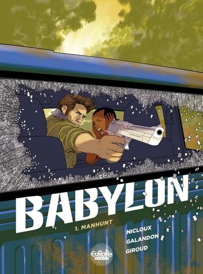 Babylon #1 – Manhunt (2020) (Europe Comics)