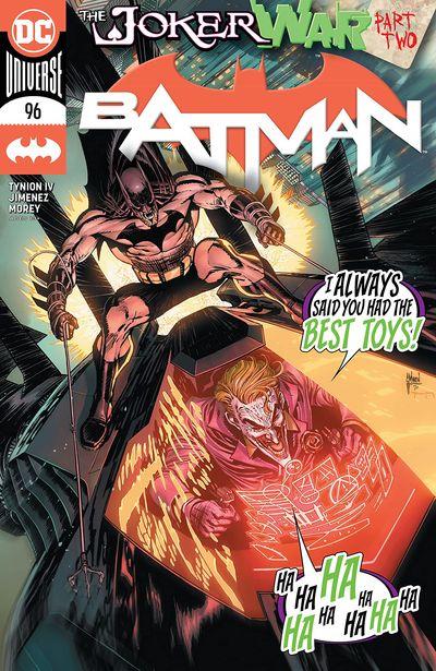 Batman #96 (2020)