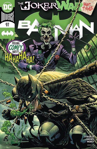 Batman #97 (2020)