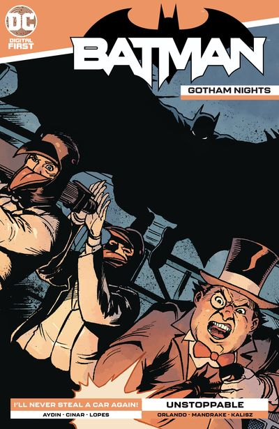 Batman – Gotham Nights #16 (2020)