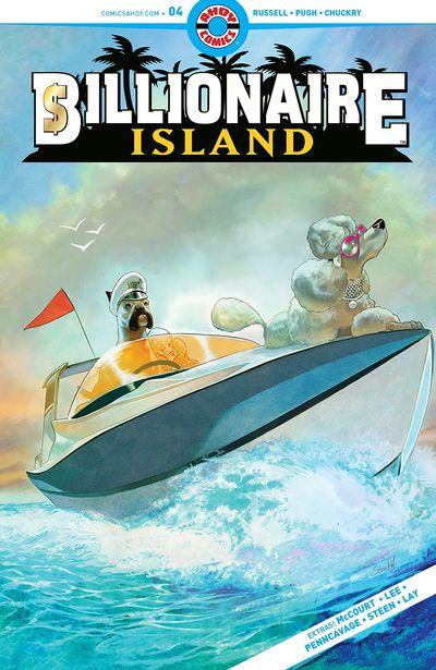 Billionaire Island #4 (2020)