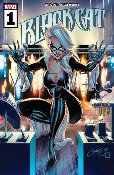 Black Cat #1 – 12 + Annual (2019-2020)