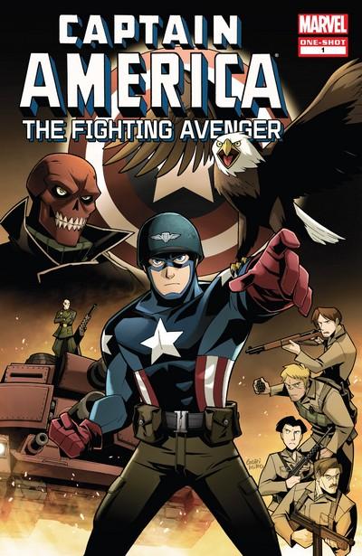 Captain America – Fighting Avenger #1 (2011)