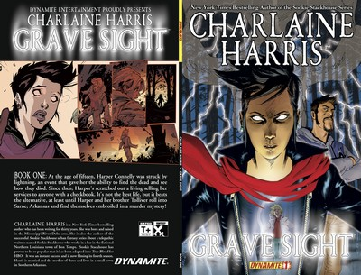Charlaine Harris' Grave Sight Book 1 – 3 (2011-2012)