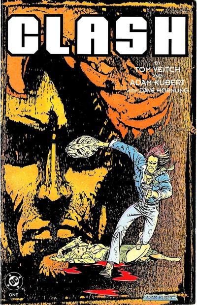Clash #1 – 3 (1991)