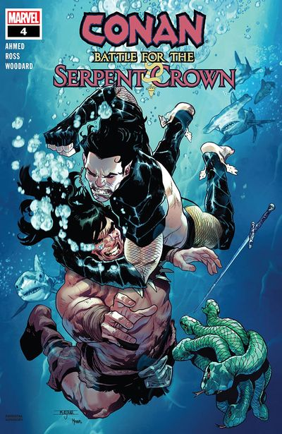 Conan – Battle For The Serpent Crown #4 (2020)