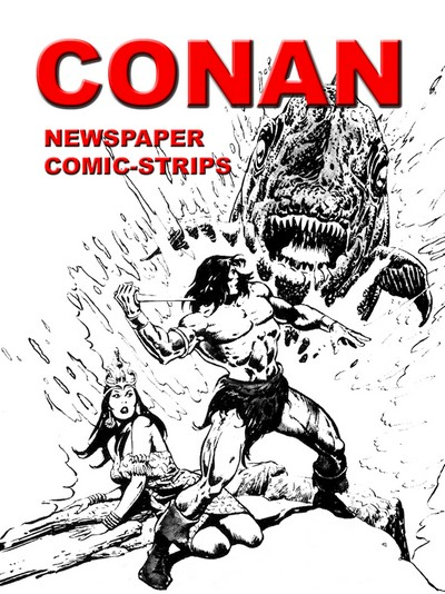 Conan Newspaper Strips 1978-1981