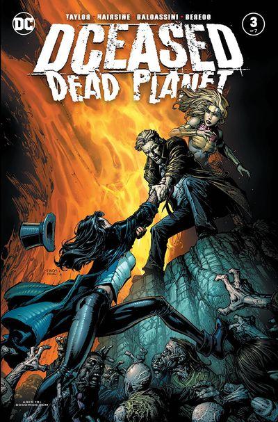 DCeased – Dead Planet #3 (2020)