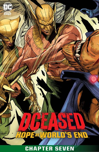 DCeased – Hope At World's End #7 (2020)