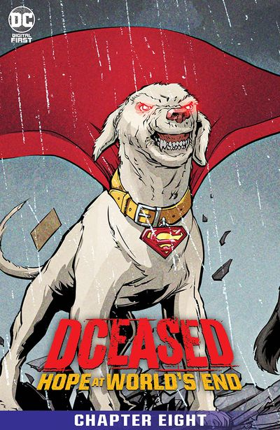 DCeased – Hope At World's End #8 (2020)