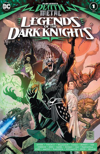 Dark Nights – Death Metal Legends of the Dark Knights #1 (2020)