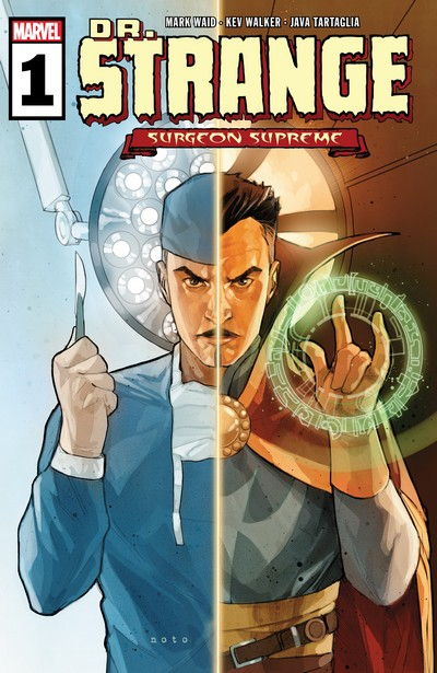 Dr. Strange – Surgeon Supreme #1 – 6 (2020)