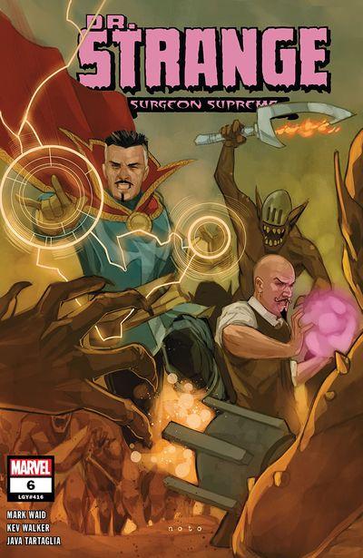 Dr. Strange – Surgeon Supreme #6 (2020)