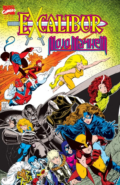 Excalibur – Mojo Mayhem #1 (1989)