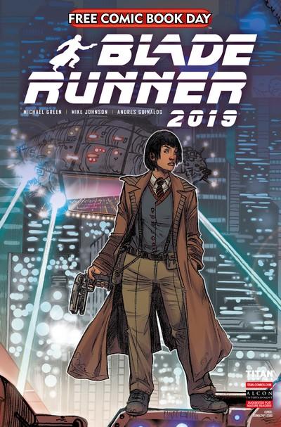 FCBD Blade Runner 2019 (2020)