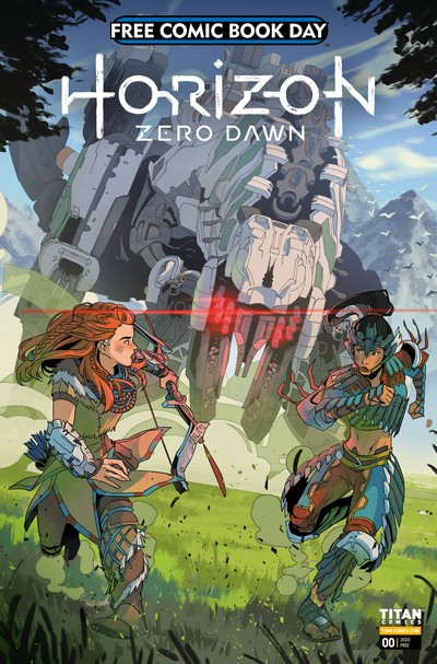 FCBD Horizon Zero Dawn (2020)