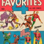 Four Favorites #1 – 32 (1941-1947)