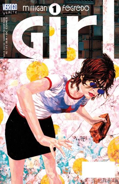 Girl #1 – 3 (1996) (Vertigo)