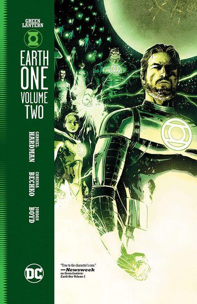 Green Lantern – Earth One Vol. 2 (TPB) (2020)