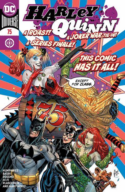 Harley Quinn #75 (2020)