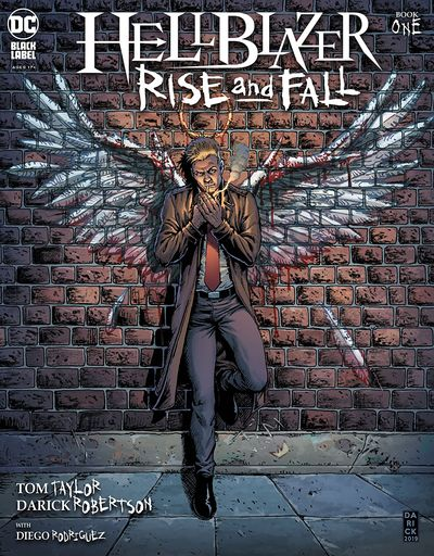 Hellblazer – Rise and Fall #1 (2020)