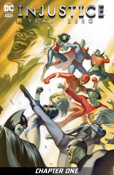 Injustice – Year Zero #1 – 3 (2020)