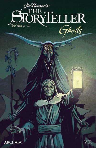 Jim Henson's The Storyteller – Ghosts #4 (2020)