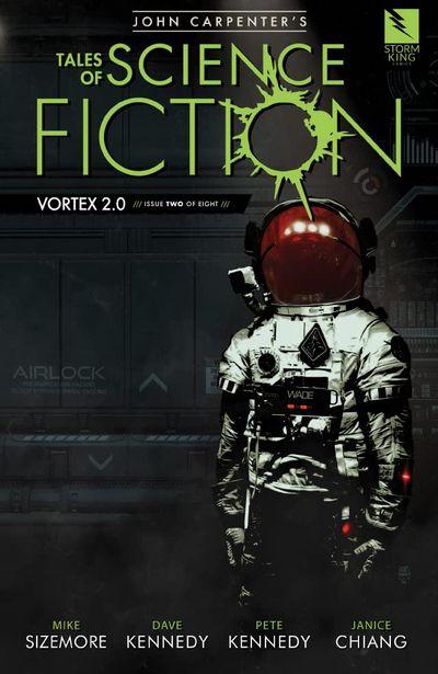 John Carpenter's Tales of Science Fiction – Vortex 2.0 #2 (2020)