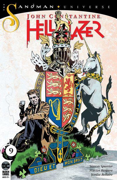 John Constantine – Hellblazer #9 (2020)