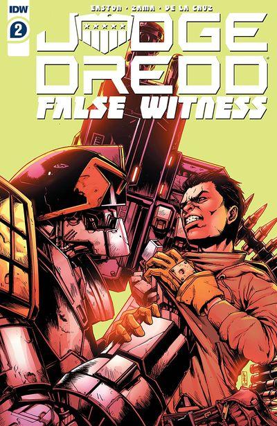 Judge Dredd – False Witness #2 (2020)