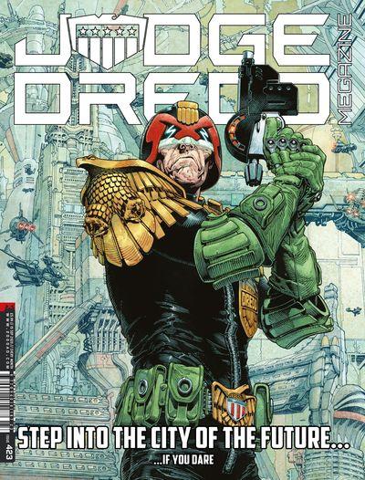 Judge Dredd Megazine #423 (2020)