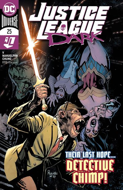 Justice League Dark #25 (2020)