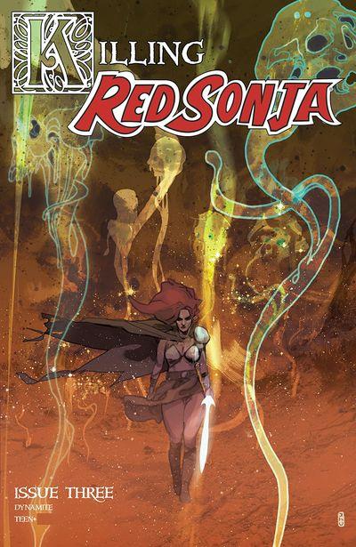 Killing Red Sonja #3 (2020)
