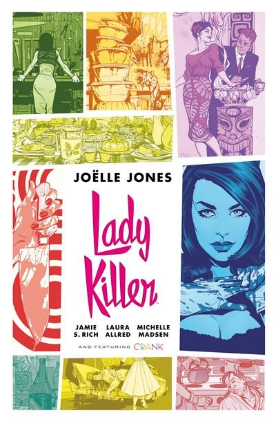 Lady Killer Library Edition Vol. 1 (2020)
