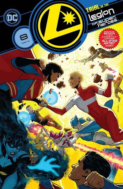 Legion of Super-Heroes #8 (2020)