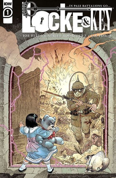 Locke & Key – …In Pale Battalions Go… #1 (2020)