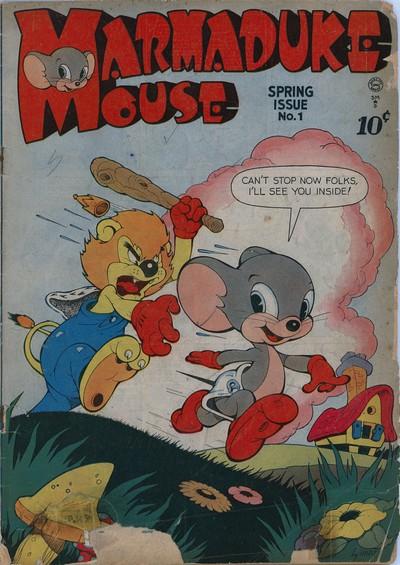 Marmaduke Mouse #1 – 65 (1946-1956)