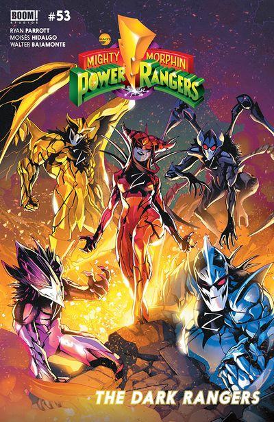 Mighty Morphin Power Rangers #53 (2020)