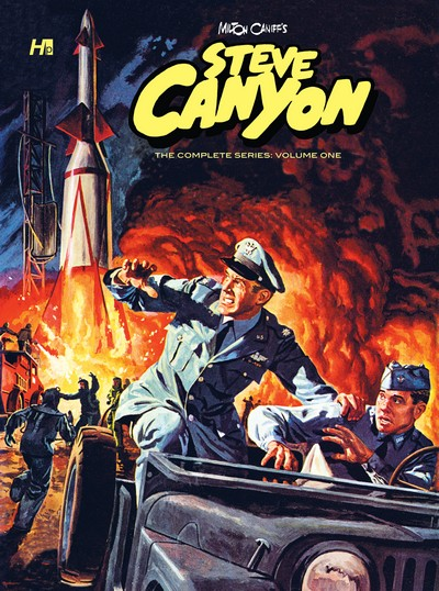 Milton Caniff's Steve Canyon – The Complete Series Vol. 1 (2011)