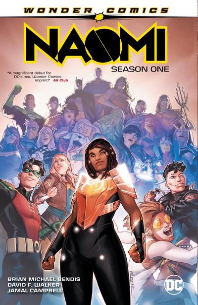 Naomi – Season 1 (TPB) (2019)